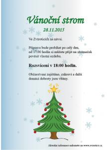 Vanocni strom_plakat_2015